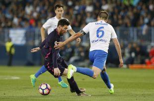 Málaga - FC Barcelona.