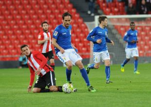 Bilbao Athletic - R. Oviedo. Bilbao Athletic-Real Oviedo, 04-04-2016
