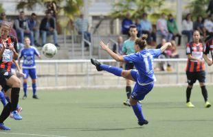 Reichel marcó uno de los dos tantos del UD Tacuense ante el Sporting Huelva.