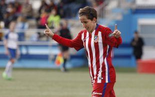 Soni Bermúdez es la máxima goleadora de la Primera División Femenina.