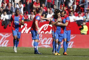 Sevilla - Levante.