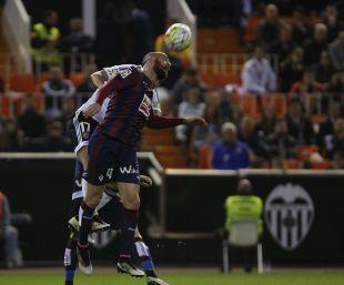 Valencia - Eibar.
