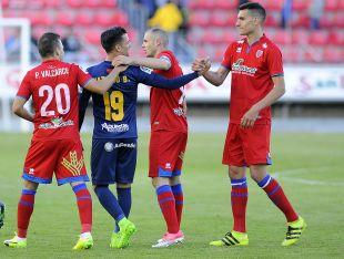 Numancia - UCAM Murcia CF.