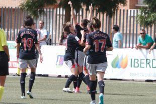 Nekane marcó los dos goles de la victoria del Athletic ante el Santa Teresa.