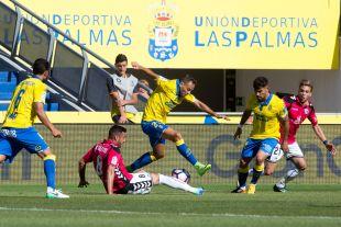 Las Palmas - Alavés.