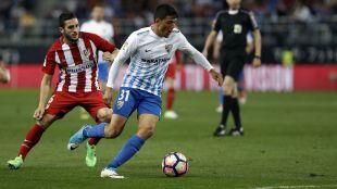 Málaga - Atlético. MALAGACF-ATLETICO DE MADRID