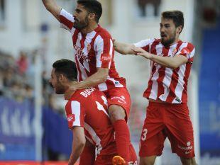 Eibar - Sporting. PARTIDO