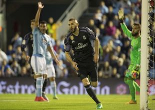 Celta - R. Madrid.