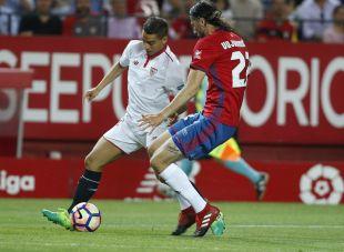 Sevilla - Osasuna.