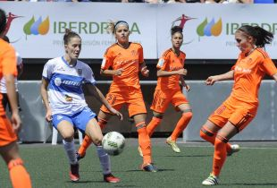 El VCF Femenino se llevó los tres puntos ante el Granadilla Egatesa.