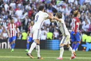R. Madrid - Atlético.