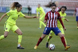 Atlético Féminas - Levante UD.
