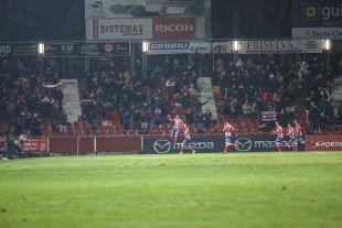 Girona - Nàstic.