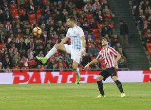 Athletic - Málaga. athletic de bilbao malaga