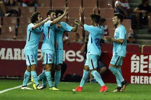 Granada - FC Barcelona B.