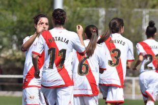 Un gol de Natalia Pablos, en el 83', significó el empate del Rayo ante el Granadilla.