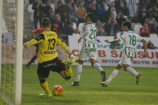 Córdoba - Leganés.