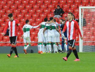 Bilbao Athletic - Elche. Bilbao Athletic-Elche, 31-01-2016