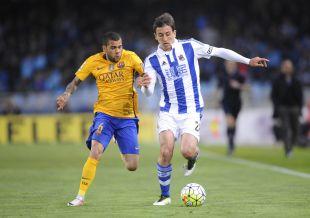 Mikel Oyarzabal marcó su 4º gol en Liga BBVA