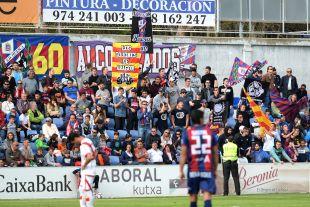 Huesca - Rayo.