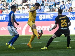 R. Oviedo - UCAM Murcia CF. Oviedo - UCAM Murcia