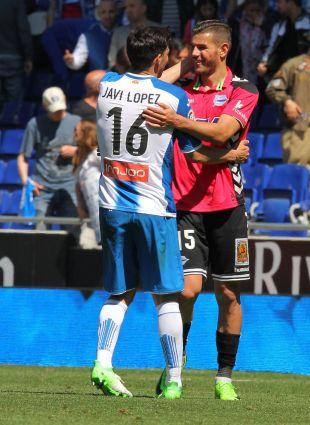 Espanyol - Alavés.