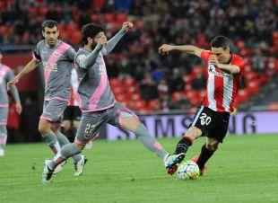 Athletic - Rayo. Athletic Bilbao-Rayo Vallecano 10-04-2016