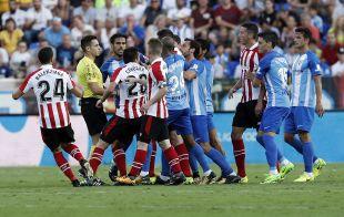 Málaga - Athletic. Malaga-Athletic Bilbao