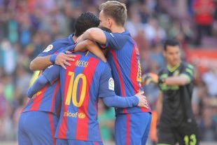 FC Barcelona - Villarreal.