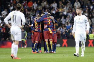 21/11/2015 Real Madrid 0-4 FC Barcelona
