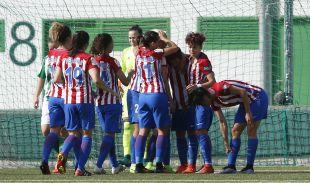 El líder no falló ante el R. Betis Féminas (0-2).