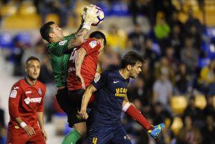 UCAM Murcia CF - Getafe.