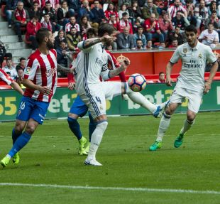 Sporting - R. Madrid. Sporting - R. Madrid