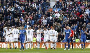 R. Madrid - Getafe.