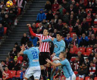 Athletic - Celta. FUTBOL ATHLETIC-CELTA 19-12-2016