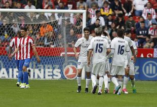 Sporting - R. Madrid.