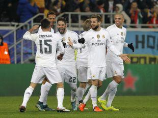Shakhtar D. - R. Madrid.