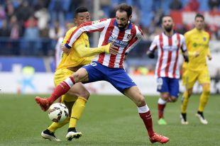 10.  Juanfran Torres (Atlético de Madrid). El lateral rojiblanco disputó 3.102 minutos repartidos en 35 encuentros, con una media de 88,6 por choque