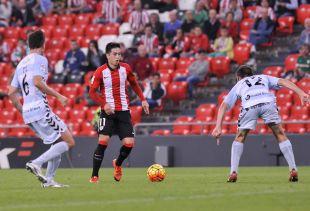 Bilbao Athletic - Llagostera. Partido Bilbao Athl.-LLagostera