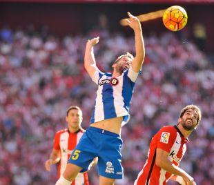 Athletic - Espanyol. partido Athetic de Bilbao-R.C. Espanyol, 08-11-2015