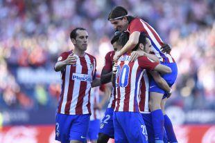 Atlético - Osasuna.