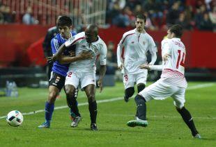 Sevilla - UD Logroñés.