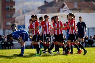 Oiartzun KE - Athletic Club Femenino.