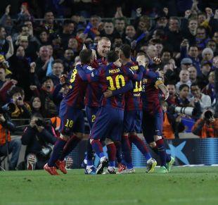 22/03/15 Barcelona 2-1 Real Madrid
