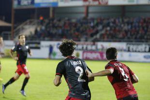 Mirandés - Bilbao Athletic.