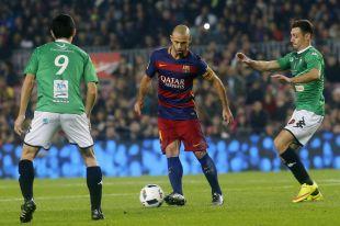 FC Barcelona - Villanovense.