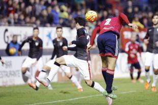 Osasuna - Bilbao Athletic.