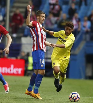 Atlético - Villarreal.