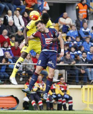 Villarreal - Eibar.
