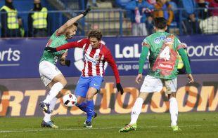 Atlético - CD Guijuelo.